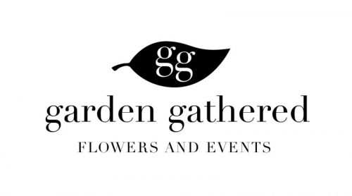 Garden Gathered Flowers by Rachel Frisell Logo