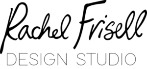 Rachel Frisell Design Studio Logo